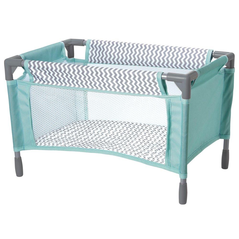 outlet Adora Zig Zag Playpen Bed Playset Nursery Pop Up Fun Toy Bed ...