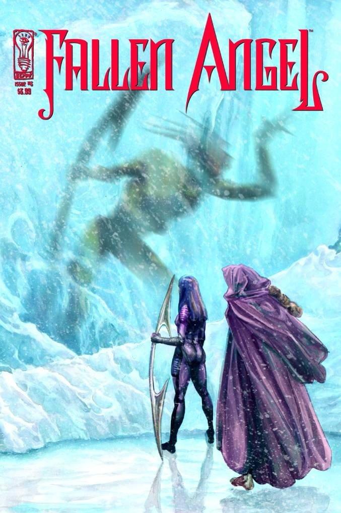 Download Fallen Angel Reborn #3 ebook