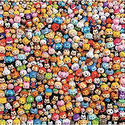 Puzzle Ceaco Disney Tsum Plastica 300pc New 2244 2