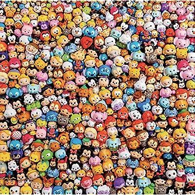 Puzzle Ceaco Disney Tsum Plastica 300pc New 2244 2