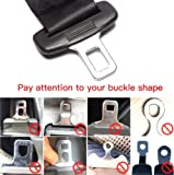 2 Pack Car Seat Belt Extender, Universal Seat