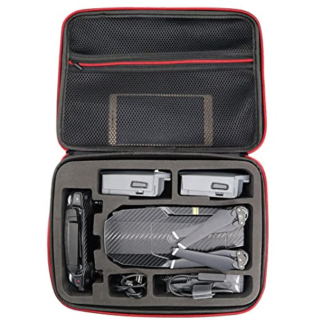 Ewendy - Bolsa de Transporte para dron dji Mavic Pro, Resistente ...