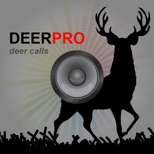 Whitetail Deer Calls & Deer Sounds App for Deer Hunting & Big Game Hunting - (ad free) with Buck Grunt & Doe Bleat - BLUETOOTH COMPATIBLE (Bleat Doe Sound)