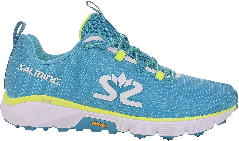 Salming - Zapatillas de Running para Hombre, Color Azul: Amazon.es ...