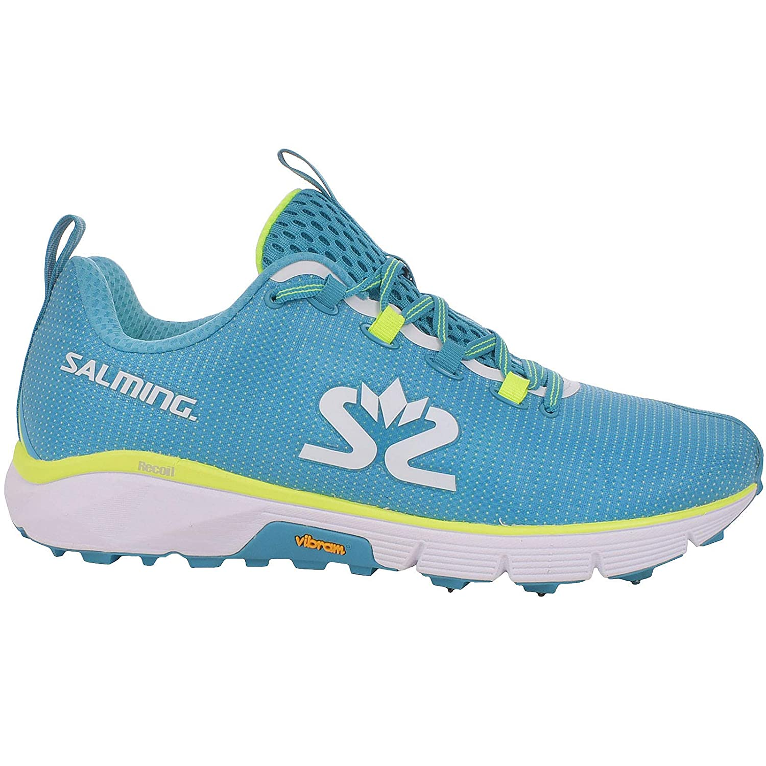 Amazon.com: Salming Mens iSpike Outdoor Running Shoes - Blue: Sports & Outdoors