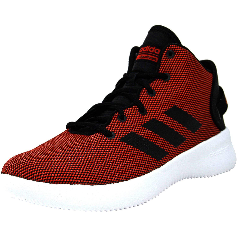 Cf Refresh Mid Basketball Shoe, Scarlet