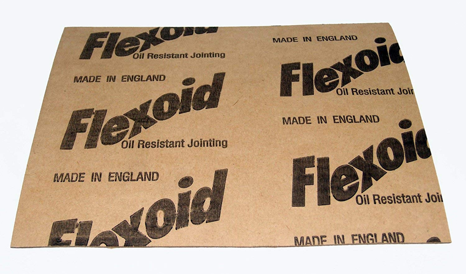 Gasket Paper 0.4mm Thick - 2 x A4 Sheets - Flexoid Brand