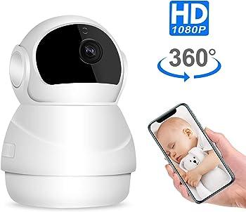 LingYue 1080p HD Wi-Fi IP Home Security Camera