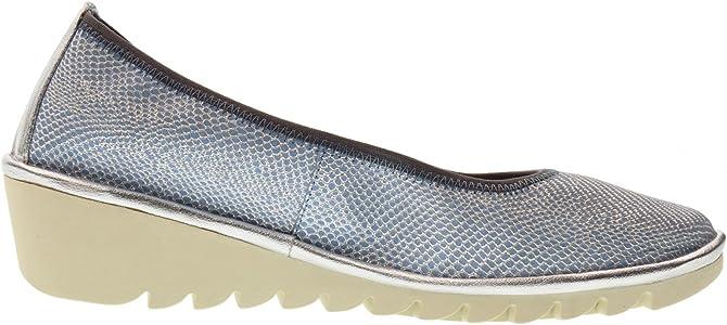 Flexx A206 Blue Mel 22 Zapatos Cuñas 36 The Talla Drama A De Mujer 4xpRCqd
