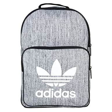 Adidas Melange Mens Backpack Grey  Amazon.co.uk  Clothing