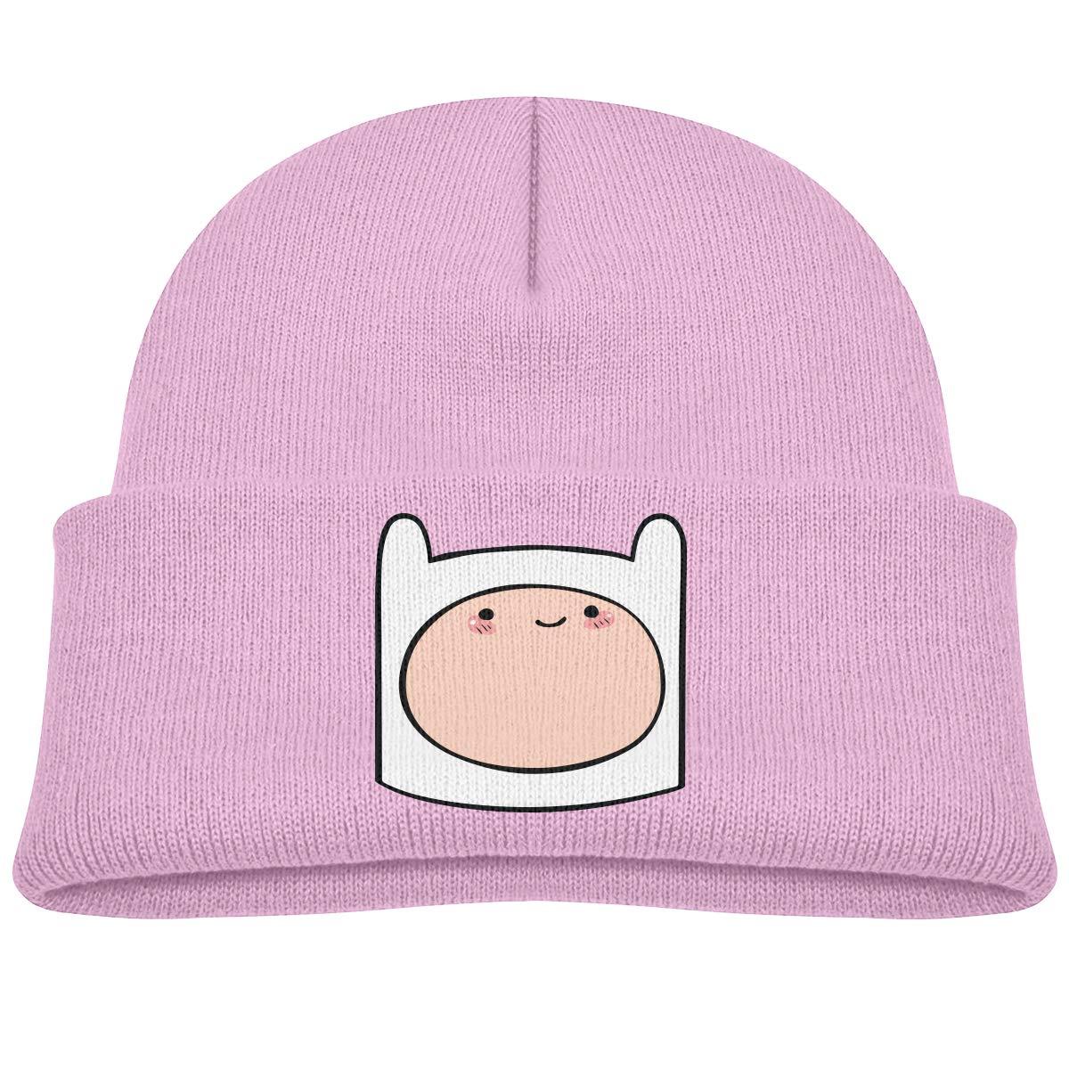 SDWYD Adventure Time Finn Baby Boy Girl Toddler Kids Knitted Hat Cap