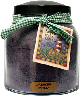 product image for A Cheerful Giver Lavender Vanilla Papa Jar Candle, 34-Ounce