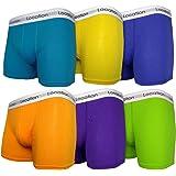 424bcf78a Mens 12 Pack Cotton Rich Socks Mens Multipack Dozen Colour Heel ...