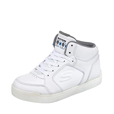 wholesale sales running shoes search for latest Amazon.com | Skechers Energy Lights 90622L-WHT Kids Shoes ...
