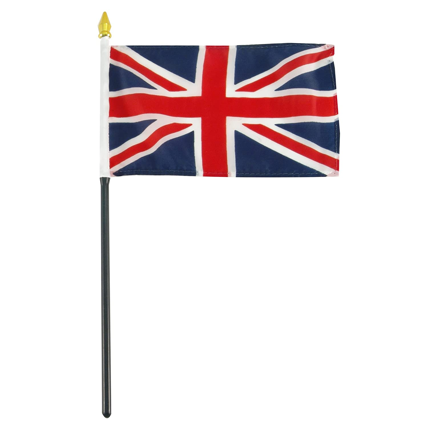 US Flag Store United Kingdom Great Britain, 4 by 6-Inch