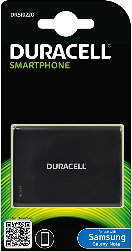 b475c9ff13a Duracell Replacement Battery for Samsung Galaxy Note: Amazon.co.uk:  Electronics