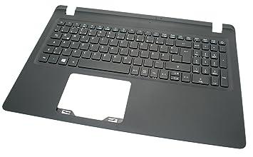 Acer - Teclado alemán (de) + Top Case Negro Extensa 2540 Serie: Amazon.es: Informática