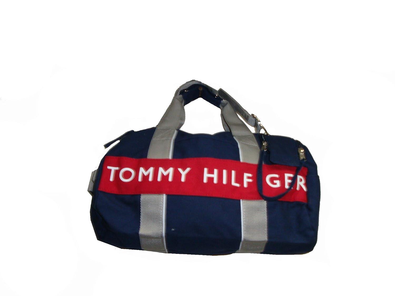 Amazon.com: Tommy Hilfiger Duffle Bag/Equipaje de Mano ...