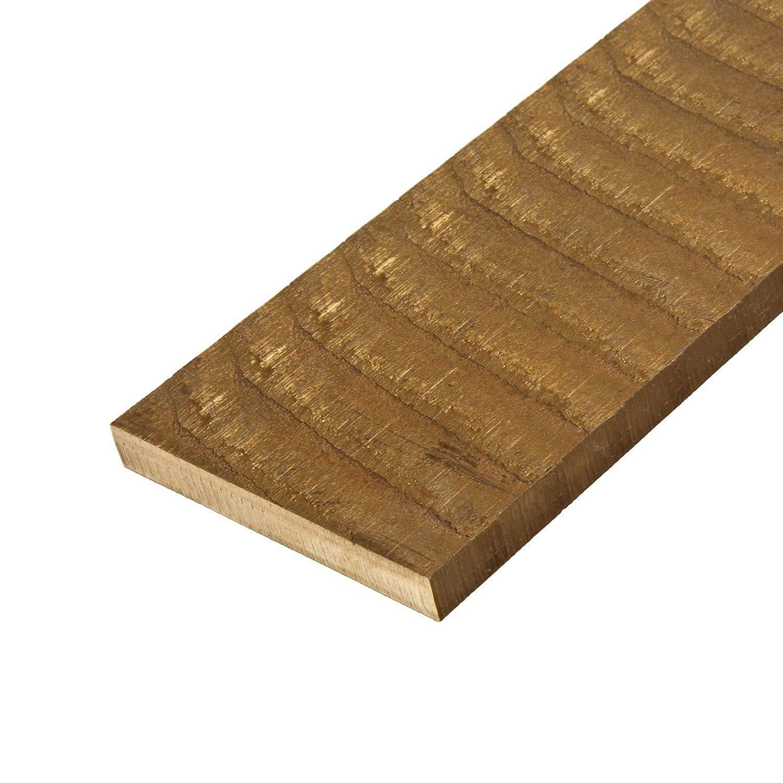 Online Metal Supply C954 Bronze Flat Bar, 0.437'' x 2'' x 12'' by Online Metal Supply