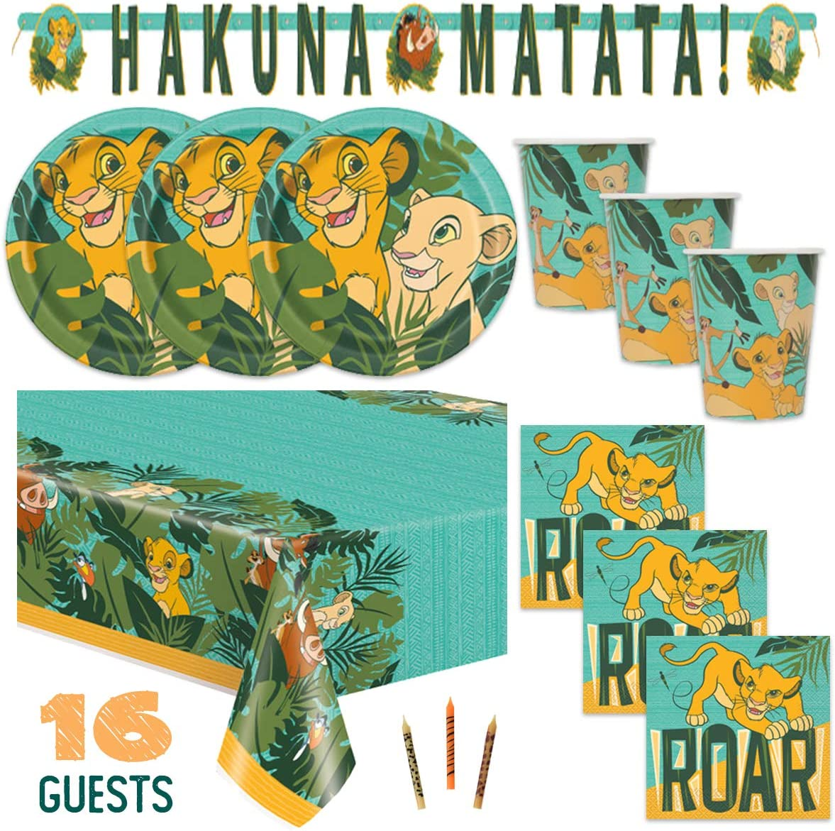 Lion King DIY Paper Lantern Project for Disney themed birthday party centerpieces wedding party decorations simba shower table decor