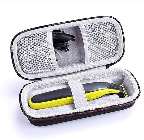 Haodene Estuche para Philips OneBlade QP2530 / 2520 Afeitadora ...