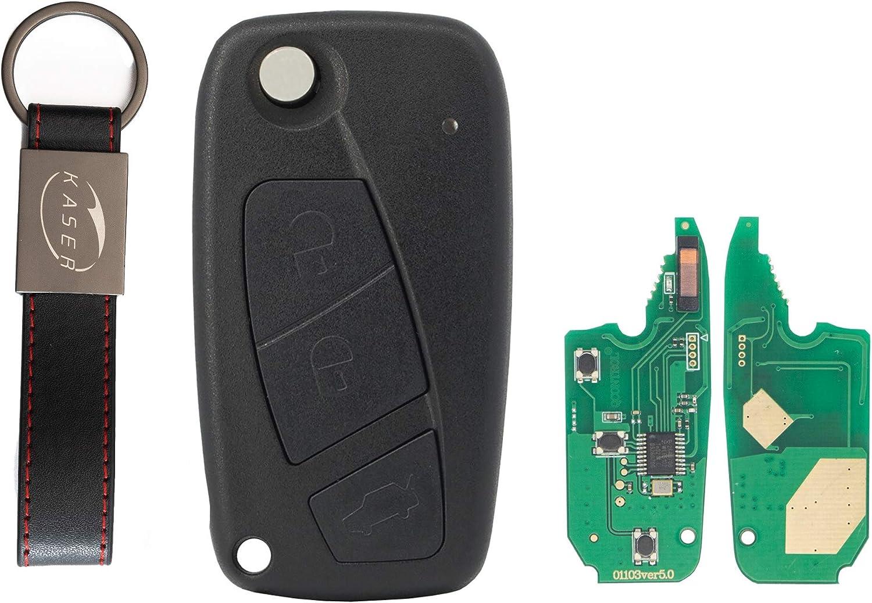 Schlüssel Fernbedienung Für Fiat Mit Elektronische Elektronik
