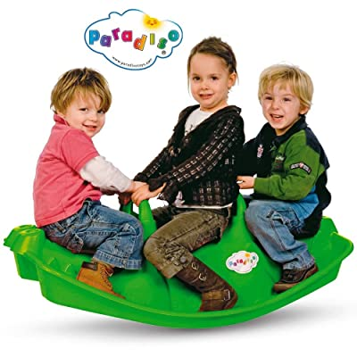 Paradiso Toys Jeu de Plein Air Bascule Crocodile