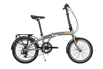 0e451f699af Raleigh Stowaway 7 Speed Unisex Folding Bike 20