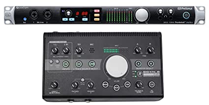 Amazon com: Presonus Quantum 26x32 Thunderbolt Recording Interface+