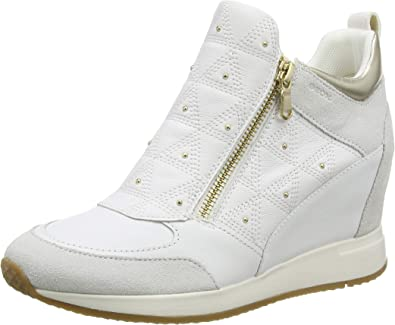 Geox D Nydame D Womens Nappa Leather