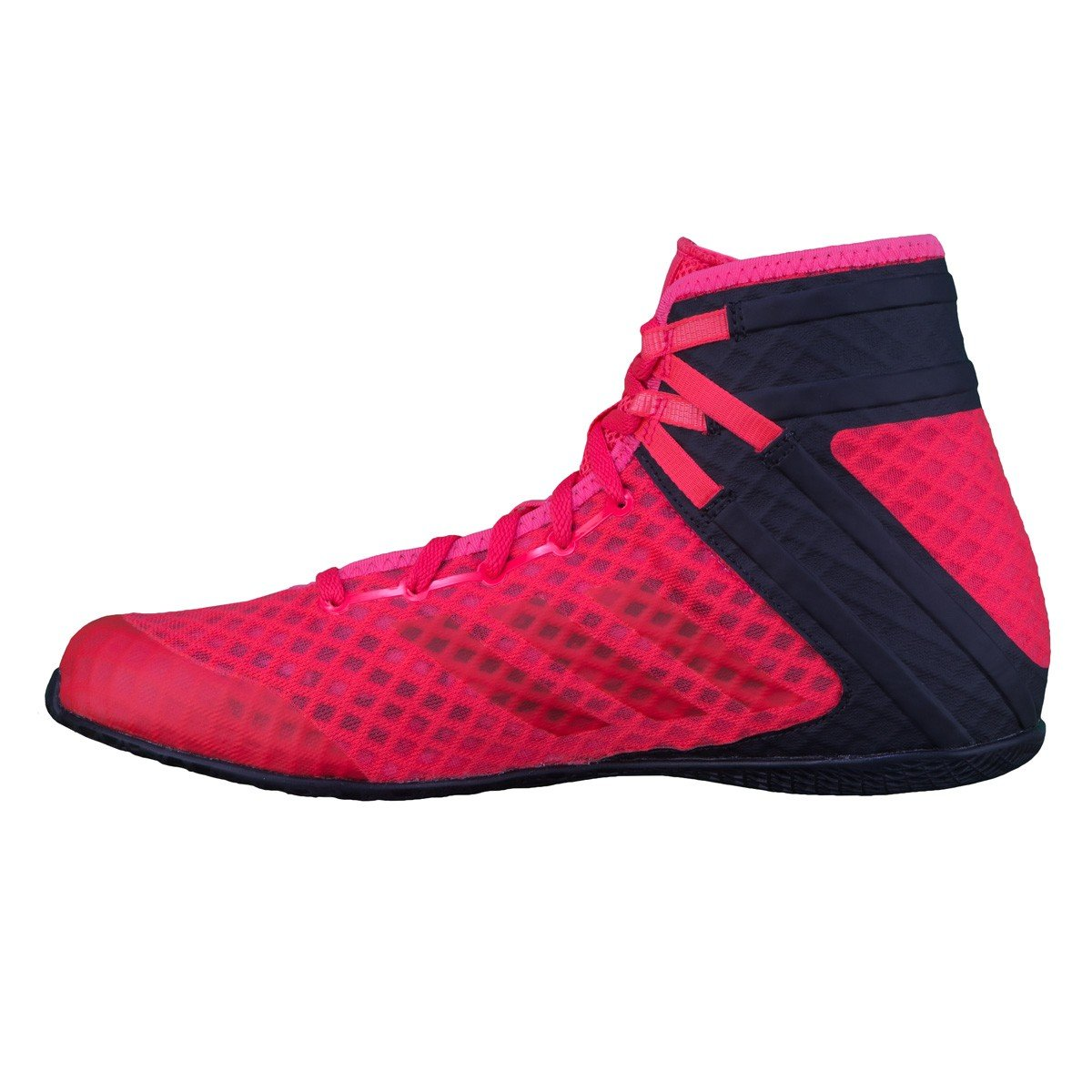 Rouge adidas Speedex 16.1, Chaussures de Boxe Homme 46 EU