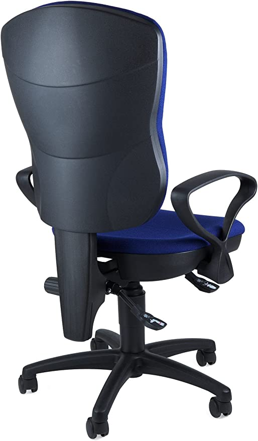 Topstar 8180SG26 Chaise de Bureau Point 80