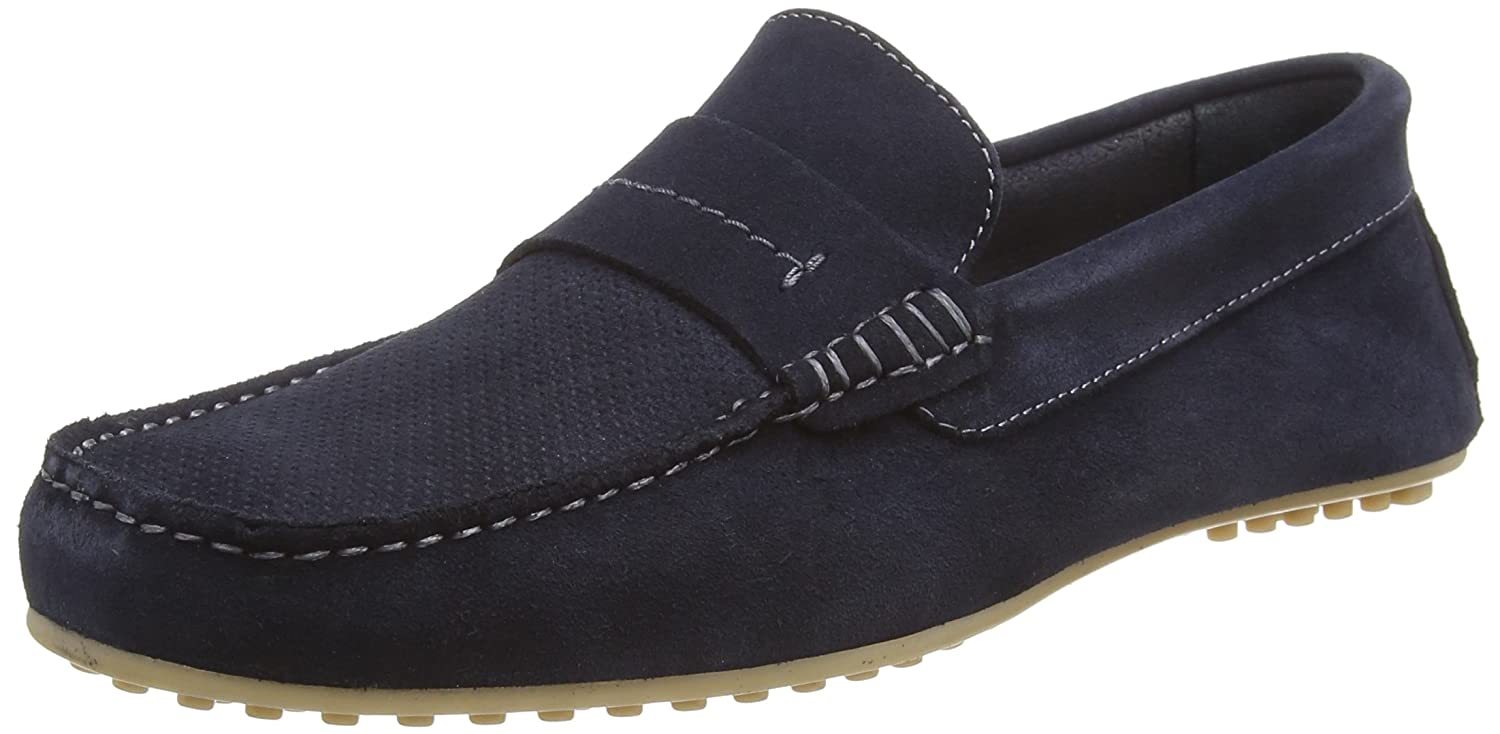 Burton Menswear London Hoppe, Mocasines para Hombre
