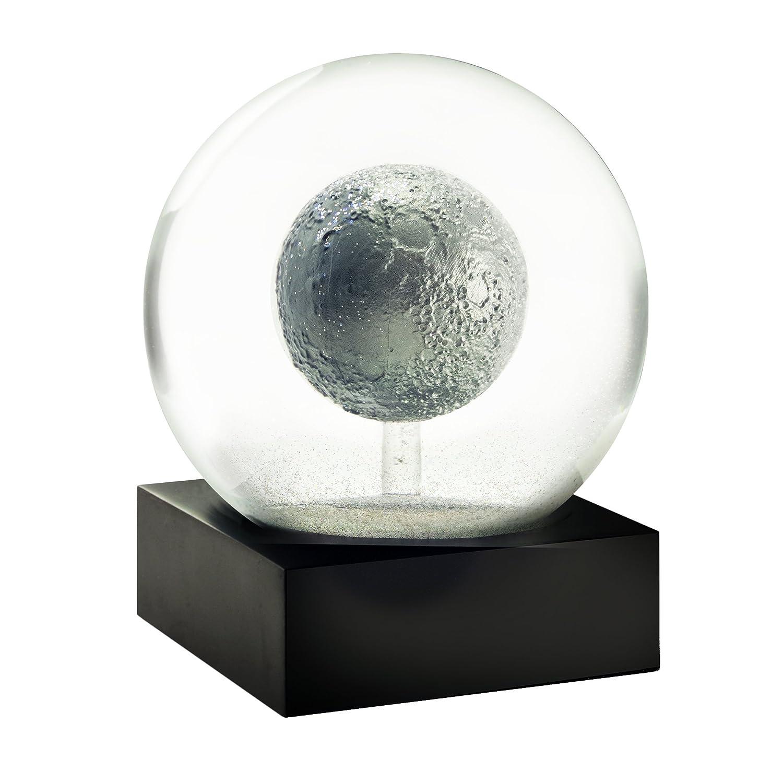 Amazoncom Coolsnowglobes Moon Cool Snow Globe Home Kitchen