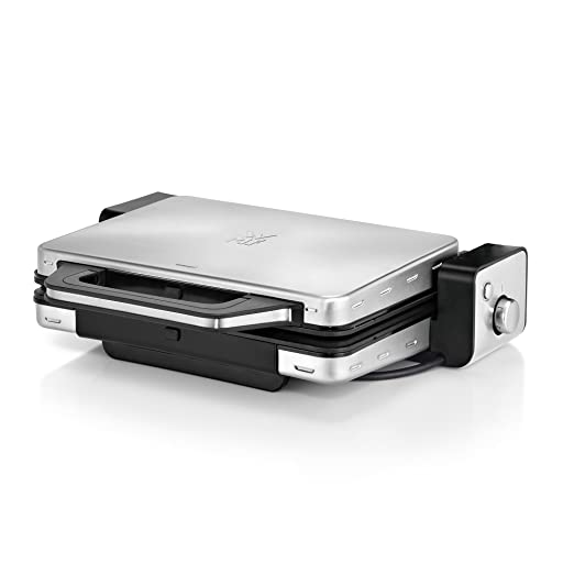 WMF LONO Kontaktgrill 2in1 Contact grill, 2 en 1 2100 W, Acero Inoxidable, Negro: Amazon.es: Hogar