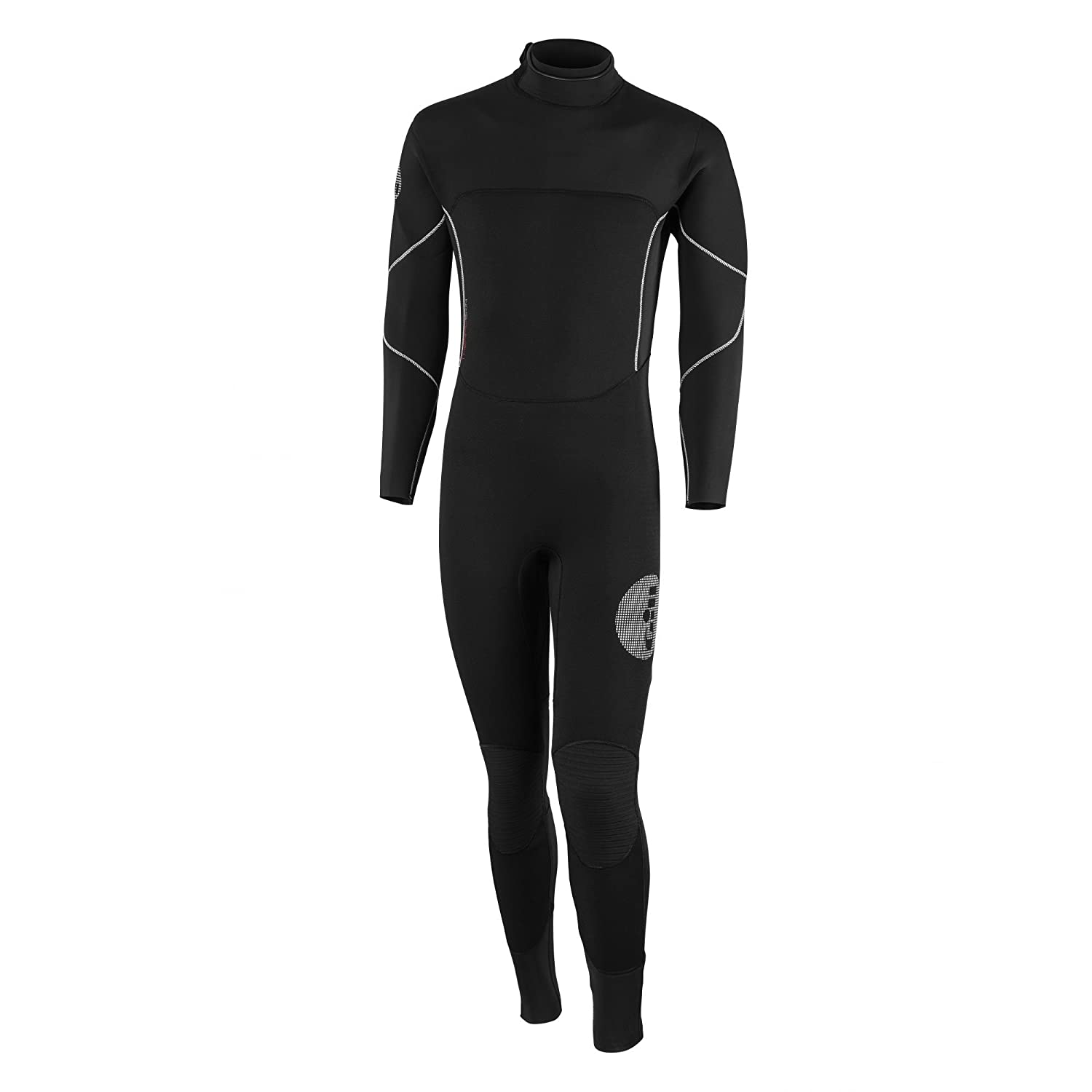 Gill 2016 Thermoskin 5/3mm GBS Wetsuit in Black 4609