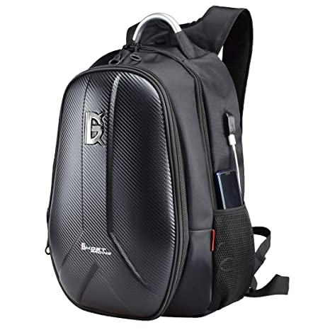 Amazon.com: GHOST RACING - Mochila de fibra de carbono para ...