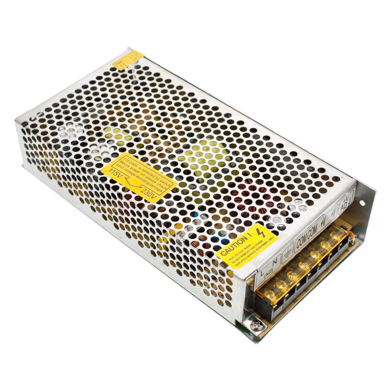 LuminalPark Alimentatore tensione costante, 150 Watt, 24V, uso interno Lottiimportex