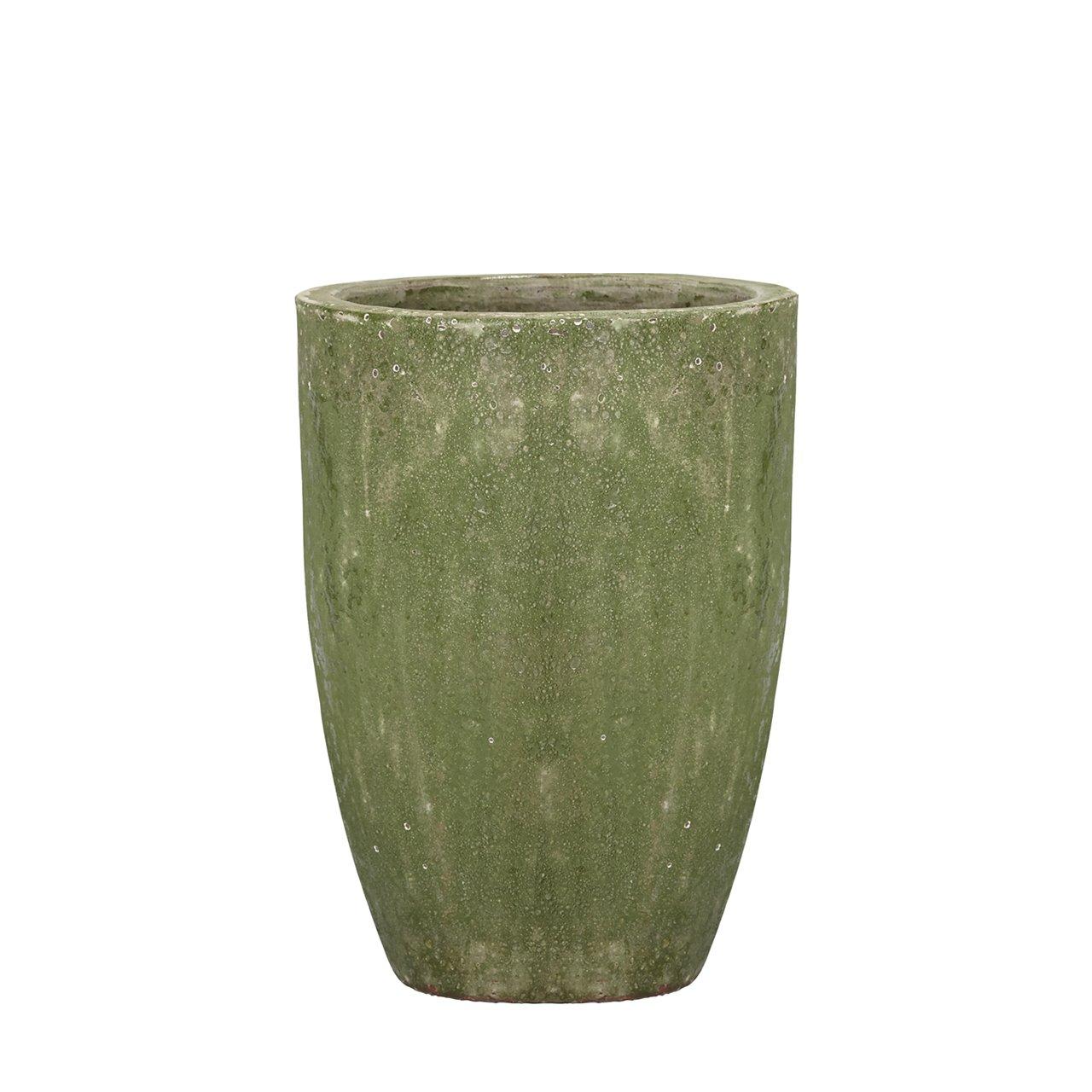 植木鉢 大型中型 アガス ソニア トール S 9号 グリーン B07CXMD8PJ S 9号|グリーン グリーン S 9号