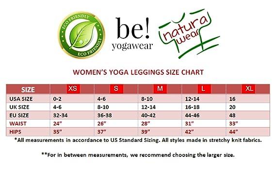 Amazon Be Yogawear Eco Friendly Yoga Leggings RADIKON Printed Pants Womens Workout Gym Clothing