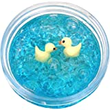 Sanwooden Not Only Happy 60ml/100ml DIY Little Duck Crystal Mud Clay Clear Slime Stress Relieve Kids Toys - 60ML
