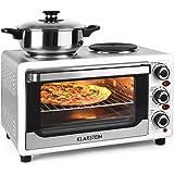 40 Liter Miniküche Kleinküche Singleküche Pizzaofen Backofen mit ... | {Miniküche mit backofen 99}