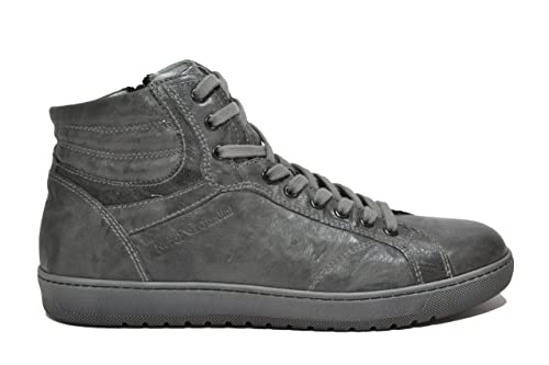 Nero Giardini Sneakers scarpe uomo piombo 5350 A705350U 45  Amazon.it   Scarpe e borse 81ed12b7acd