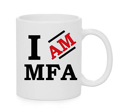 I Am MFA Official Mug