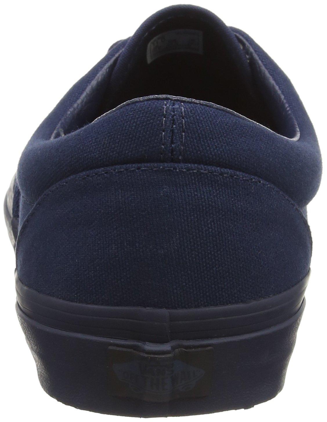 Vans Unisex Era Skate Shoes, Classic Durable Low-Top Lace-up Style in Durable Classic Double-Stitched Canvas and Original Waffle Outsole B019FVT38O 7 B(M) US Women / 5.5 D(M) US Men|Dress Blue 17e480