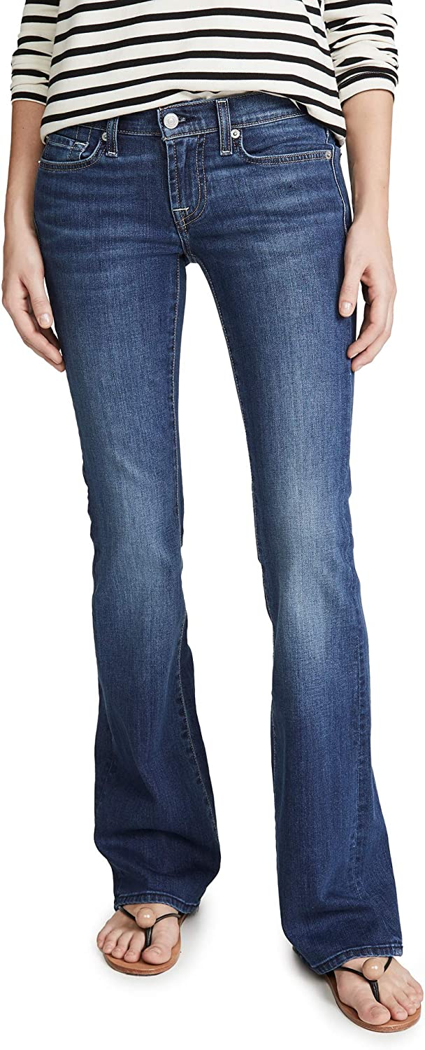 7 For All Mankind Womens The Original Bootcut Jeans