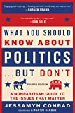 What You Should Know about Politics . . . But Don't, Fourth