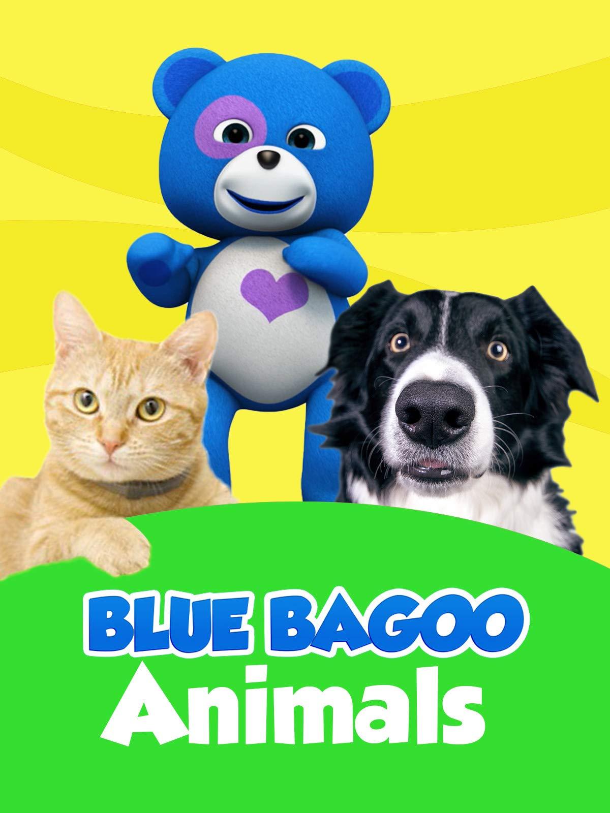 Blue Bagoo Animals