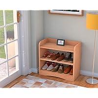 DecorNation Vegas Engineered Wood Shoe Rack/Shoe Case for Living Room and Home Entrance