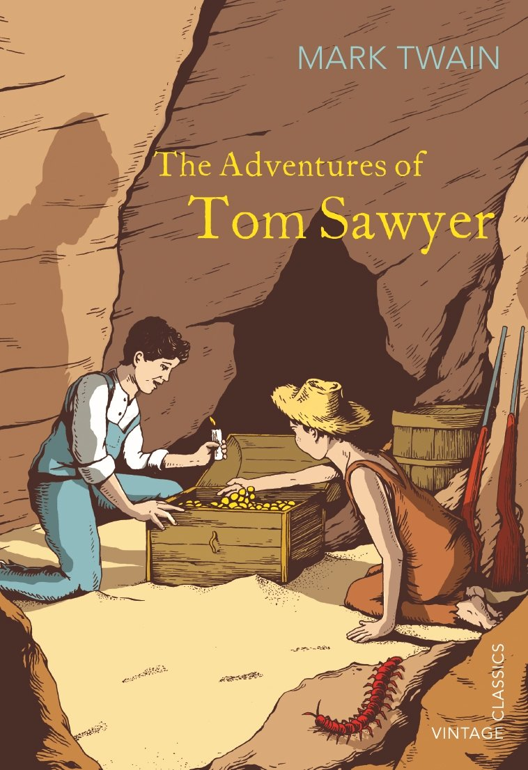 The Adventures of Tom Sawyer (Vintage Children's Classics) pdf epub
